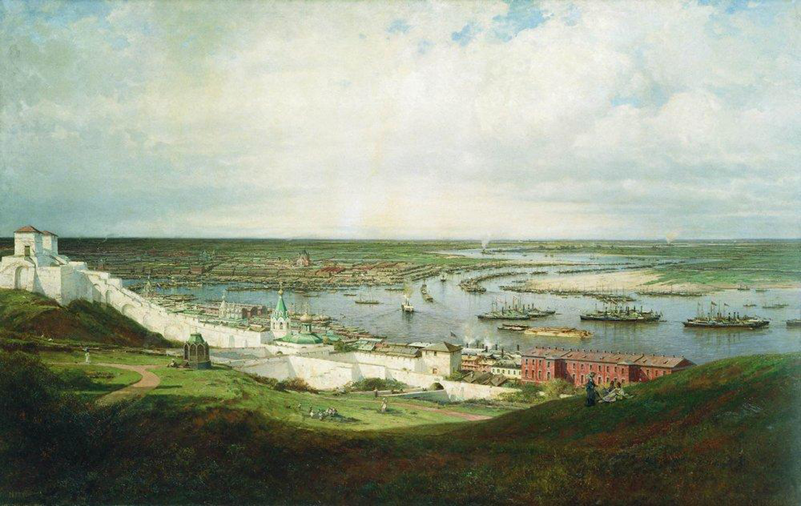 Нижний Новгород 1878